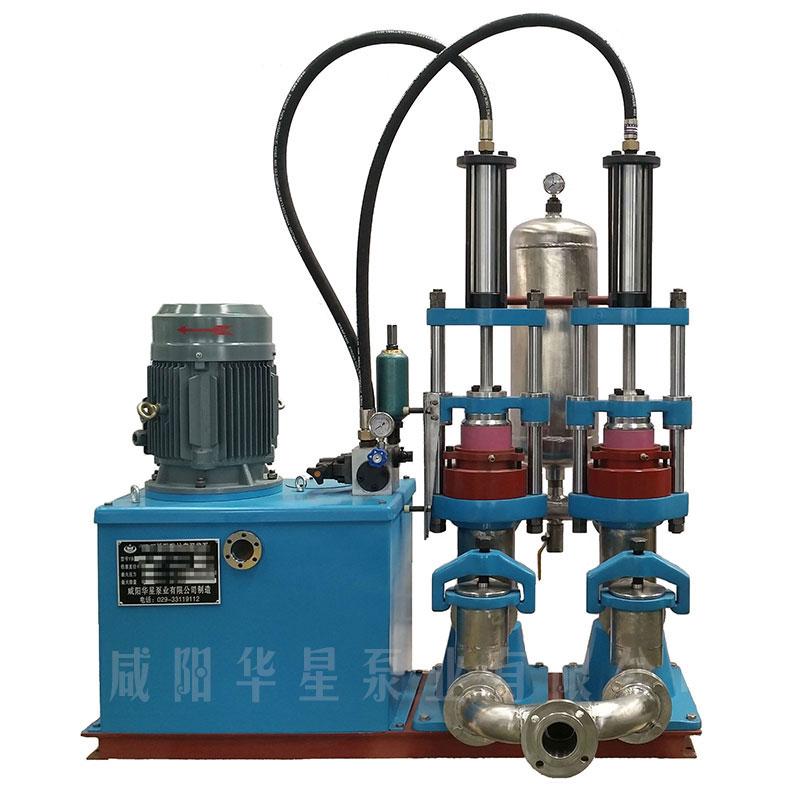 YB钛合金耐腐陶瓷柱塞泥浆泵