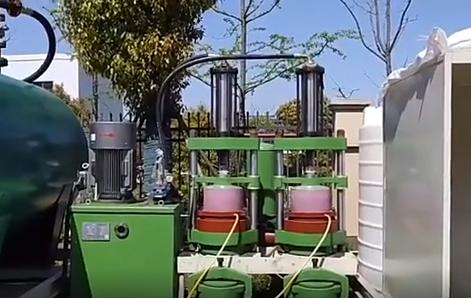 陶瓷柱塞泵替换渣浆泵现场视频