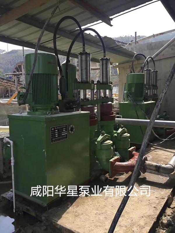 YB300-40加长柱塞泥浆泵客户案例视频