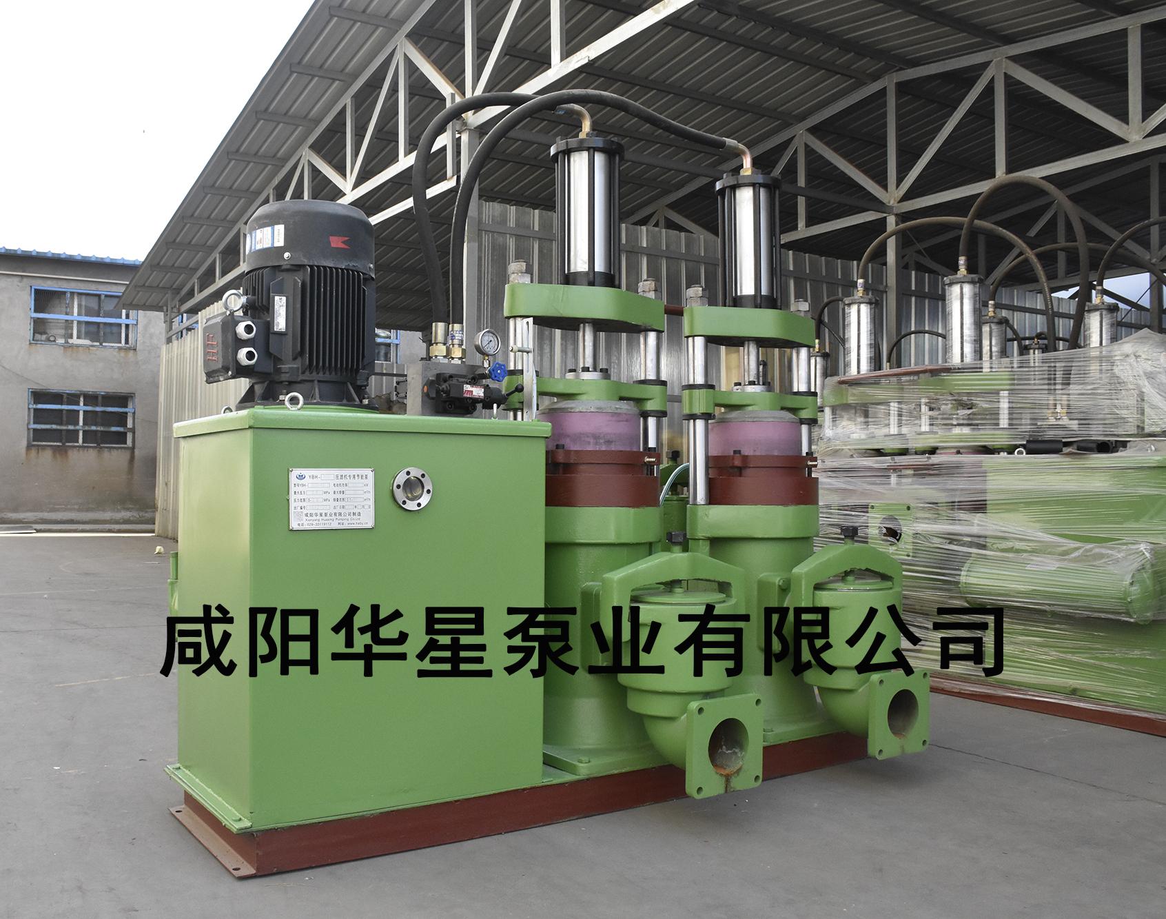 YBH300-40陶瓷柱塞泵/压滤机专用节能泵