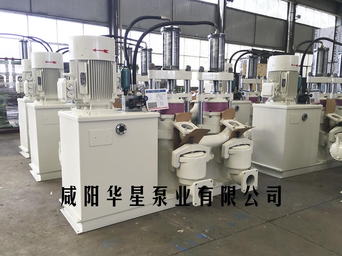 陶瓷柱塞泵的型号和分类及选型