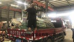 陶瓷柱塞泵发货给客户