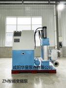 陶瓷柱塞泵升级产品ZN智能变频泵